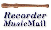Recorder Music Mail